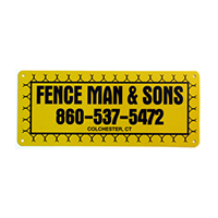 Connecticut Fence Company | Fence Man and Sons