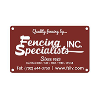 Nevada Fence Company | Fencing Specialists